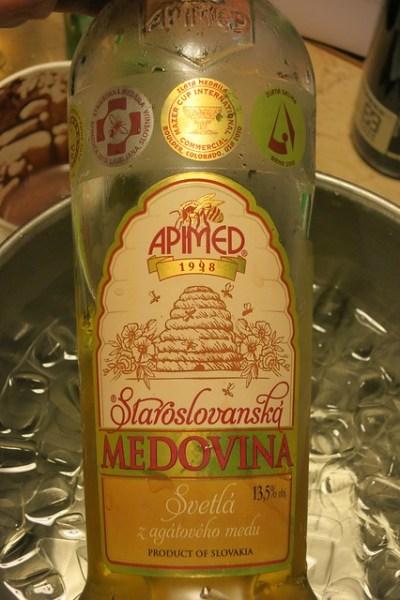 Apimed Staroslovanská Medovina Svetlá