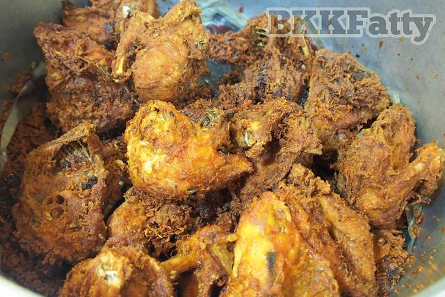 nasi kandar line klear fried chicken penang