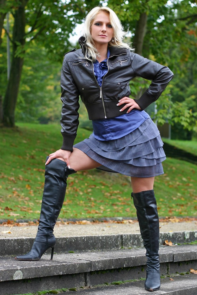 Image Result For Dress Boots With Jeans