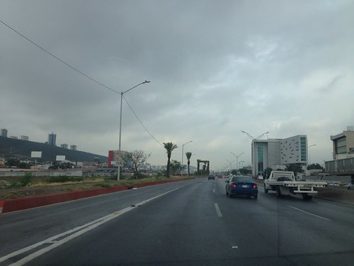 Monterrey: la capital del choque