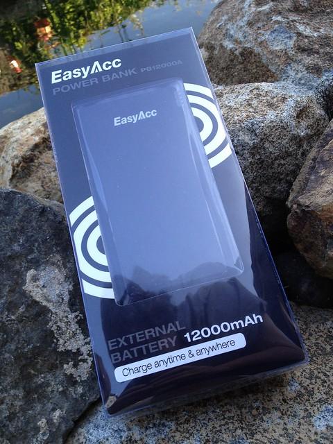 EasyAcc 12000 mAh