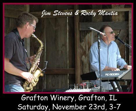 Jim Stevens/Rocky Mantia 11-23-13