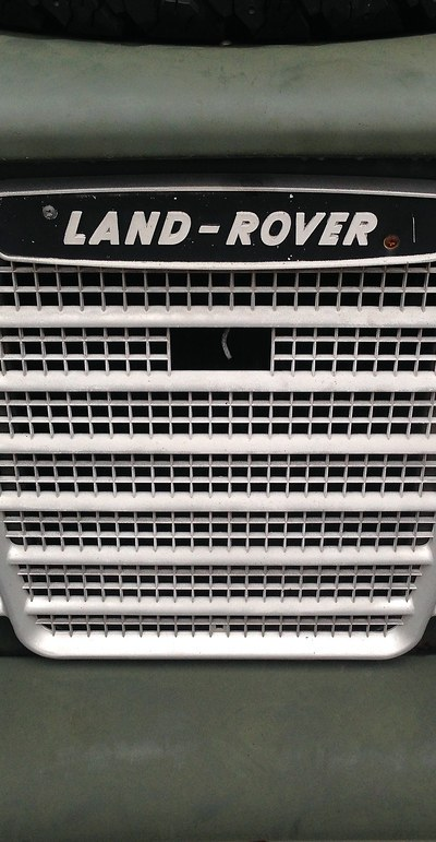 1971-85 Land-Rover Series III h