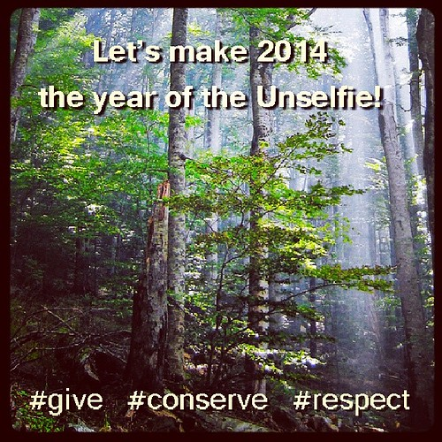 2014 #unselfie by The Cookie Man