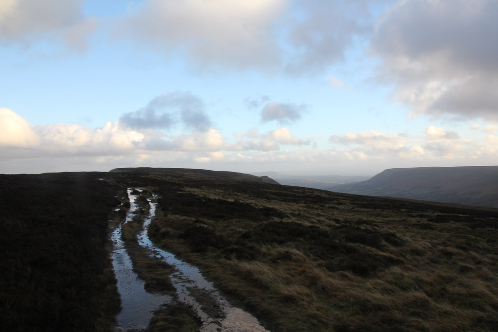 Olchon Valley, Black Hill, Cats Back
