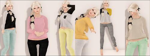 VinCue - Casual Collage!