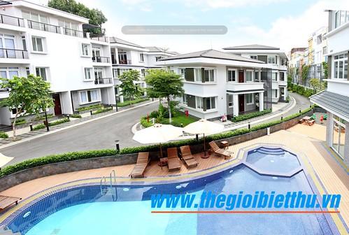 Cho thuê biệt thự Hà Đô villas Quận 10 [thegioibietthu.vn] by bietthusaigon.vn
