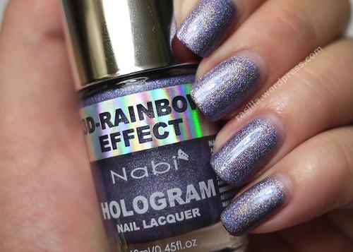 Nabi 3D Rainbow Effect