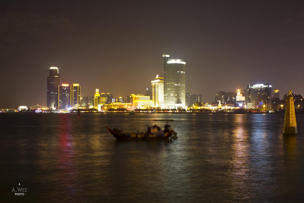 Xiamen Night Scene