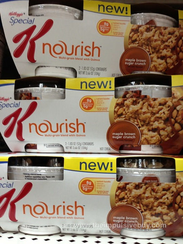 Special K Maple Brown Sugar Crunch Nourish Cereal
