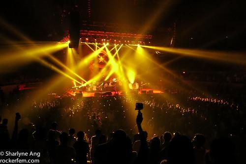 The Killers in Manila 6