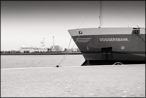 Rotterdam Harbour III Doggersbank. by Davidap2009