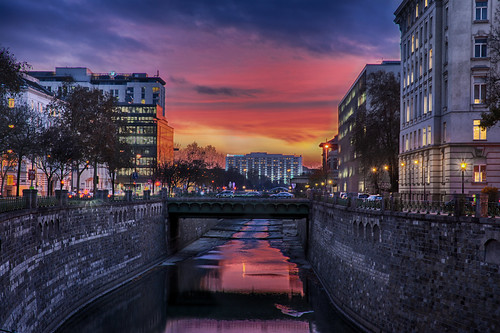 Vienna in HDR