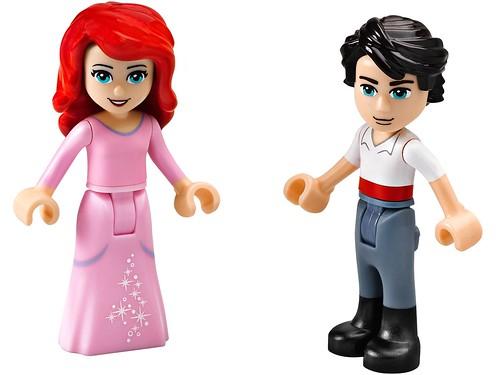 41052 Ariel's Magical Kiss 6