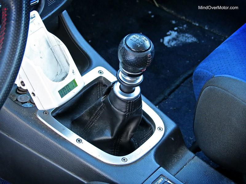 2004 Subaru STi Shift Knob