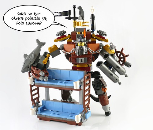 70810 MetalBeard's Sea Cow 105