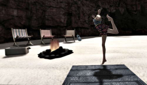 I do Like to be Beside the Seaside Too by Lexia Barzane (www.lexiabarzane.com)