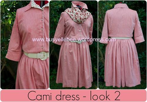 Cami dress - look 2