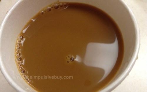 Jack in the Box Pumpkin Spice Premium Roast Coffee with Half & Half