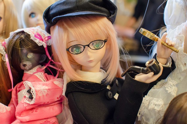 Doll meet at T-Buds