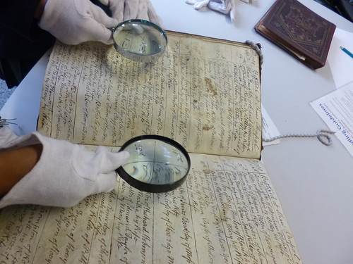 Using Parish records to research Juba's life
