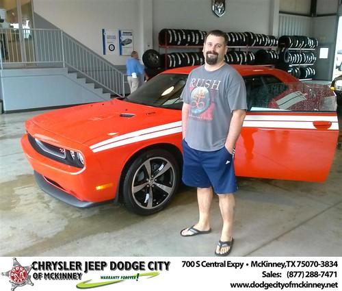 Dodge City McKinney Texas Customer Reviews and Testimonials-Jeremy Etheredge by Dodge City McKinney Texas