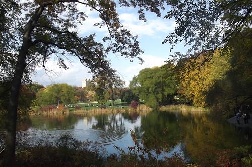 Autumn 2013: Central Park