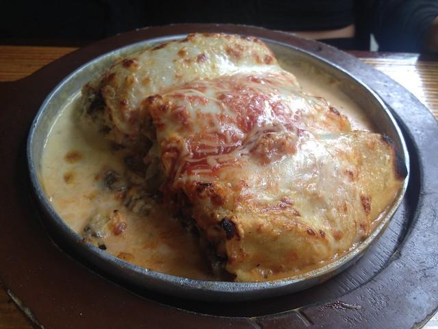 Lasagna (photo: David Lee)