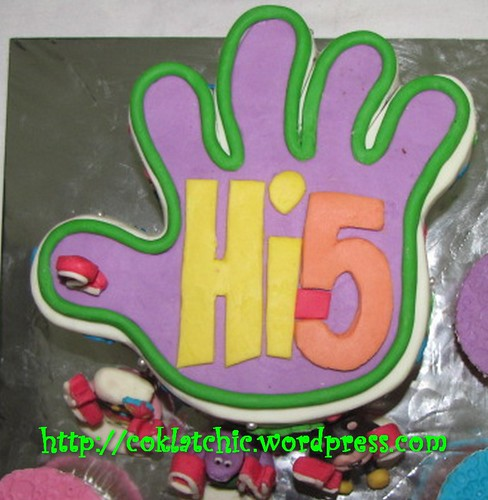 Cake Hi5