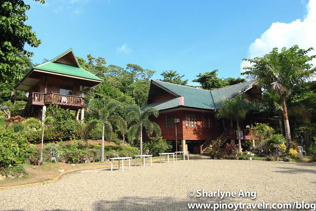 Rooms at at Sanctuary Garden Resort in Magdiwang, Sibuyan