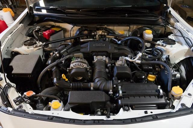 Subaru BRZ FA20 engine