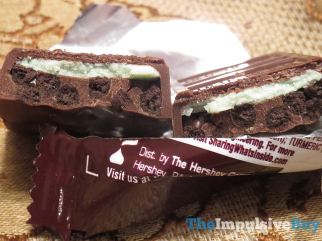 Hershey's Cookie Layer Crunch Bars (Vanilla Cre?me and Mint) 3