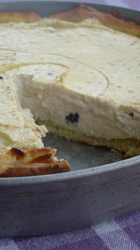 Kèiskuch - cheese cake