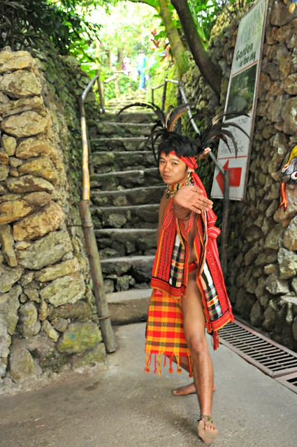 Igorot Goodbye