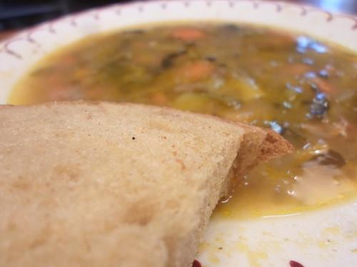Crusty Bread & Soup