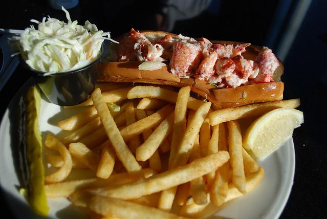 Leg 5-Lobster roll