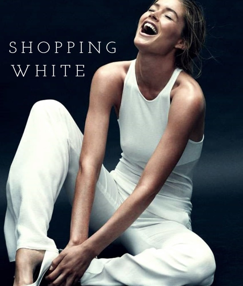 white clothes _shopping