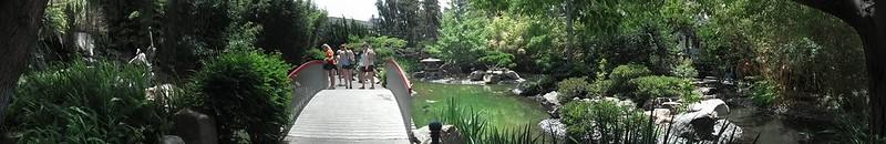 San Diego Zoo wedding venue: outdoors