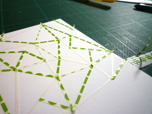 Trendy Triangles - Process #1