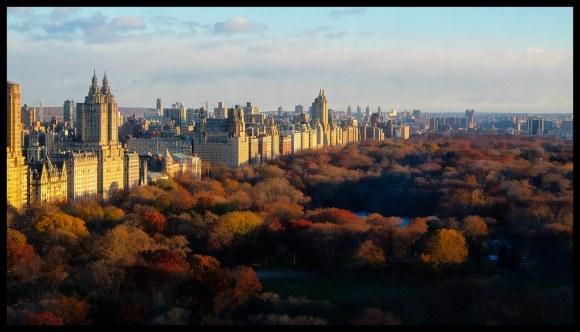Central Park West - New York City - 2013
