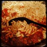 Mix some homemade #SundayGravy , not much!