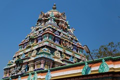 Vimanam of main shrine (4)
