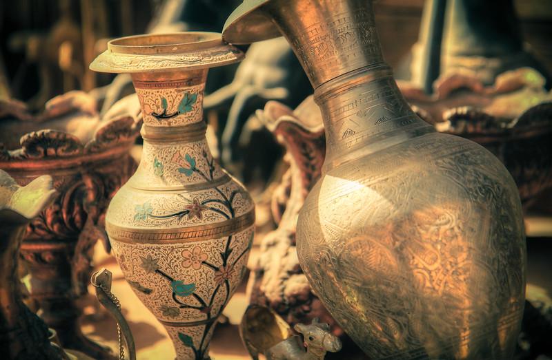 Vase, Petra, Jordan