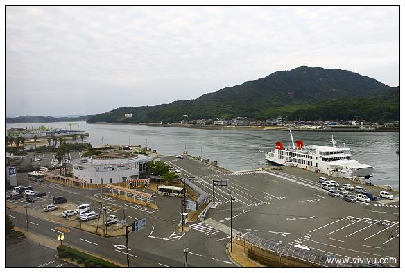 [2013日本四國]小豆島.OHKIDO 飯店~有溫泉.鄰近土庄港 @VIVIYU小世界