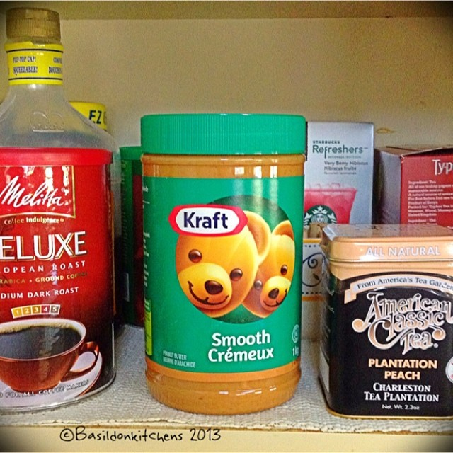 Oct 12 - peanut butter; as it sits in my cupboard!  #photoaday #peanutbutter