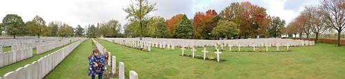 Lijssenthoek Military Cemetery, Poperinge