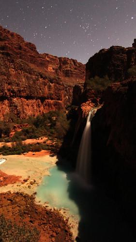 Havasu Falls Arizona Wallpaper Havasu Falls Trail Supai Az Usa Sunrise Sunset Times