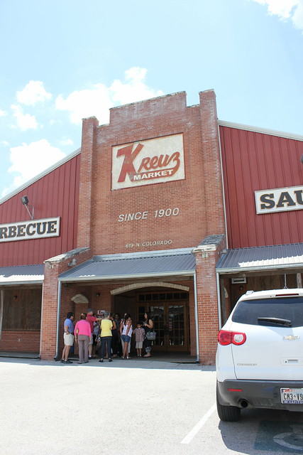 Kreuz Market, Lockhart TX