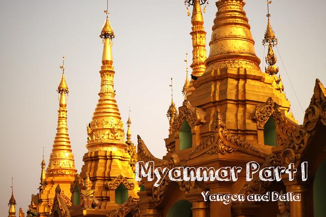 Myanmar Pt 1 Cover