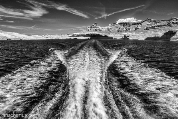 Rainbow Bridge Boat Trip #3 - Nikon 1 V1 - Infrared 700nm